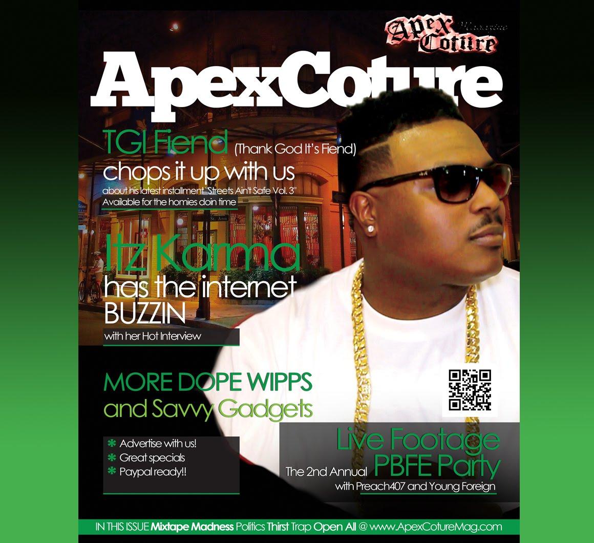 Apex Coture Magazine - Digital