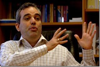 Luis Abinader le aclara a Danilo a quiénes se aplicará voto de castigo en el 2012