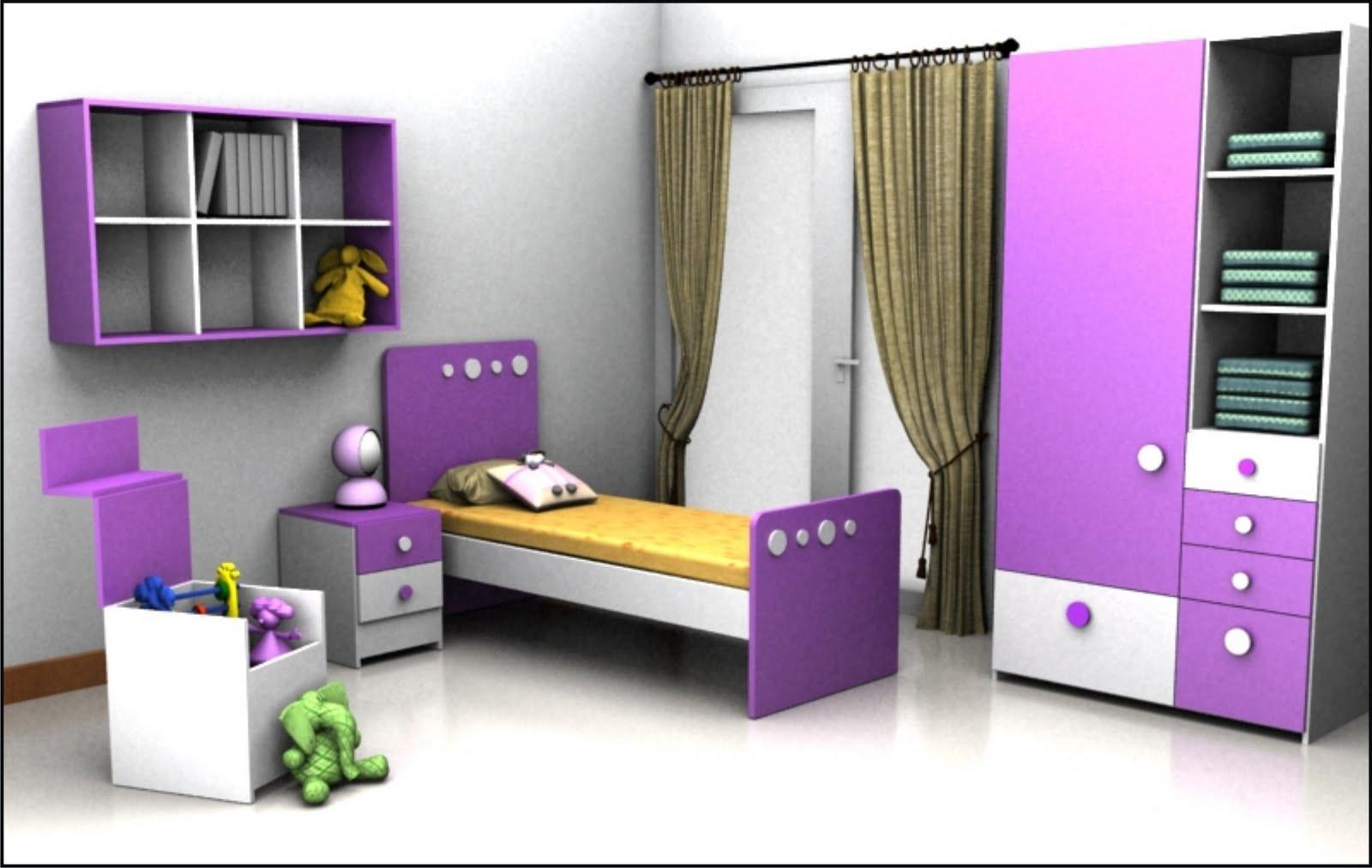 Grupo impronta dise o equipamiento para habitaci n infantil - Diseno habitacion infantil ...