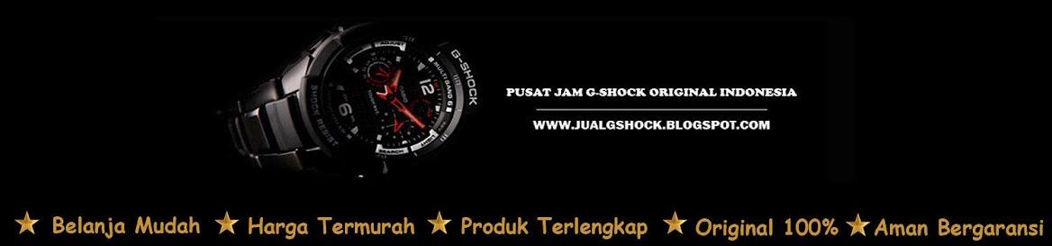 Jual Jam Tangan Casio G Shock