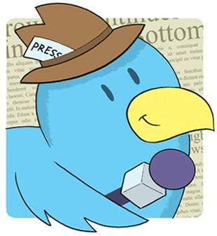 twitter direttore news