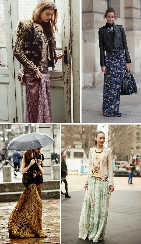 maxi dress bohemian style