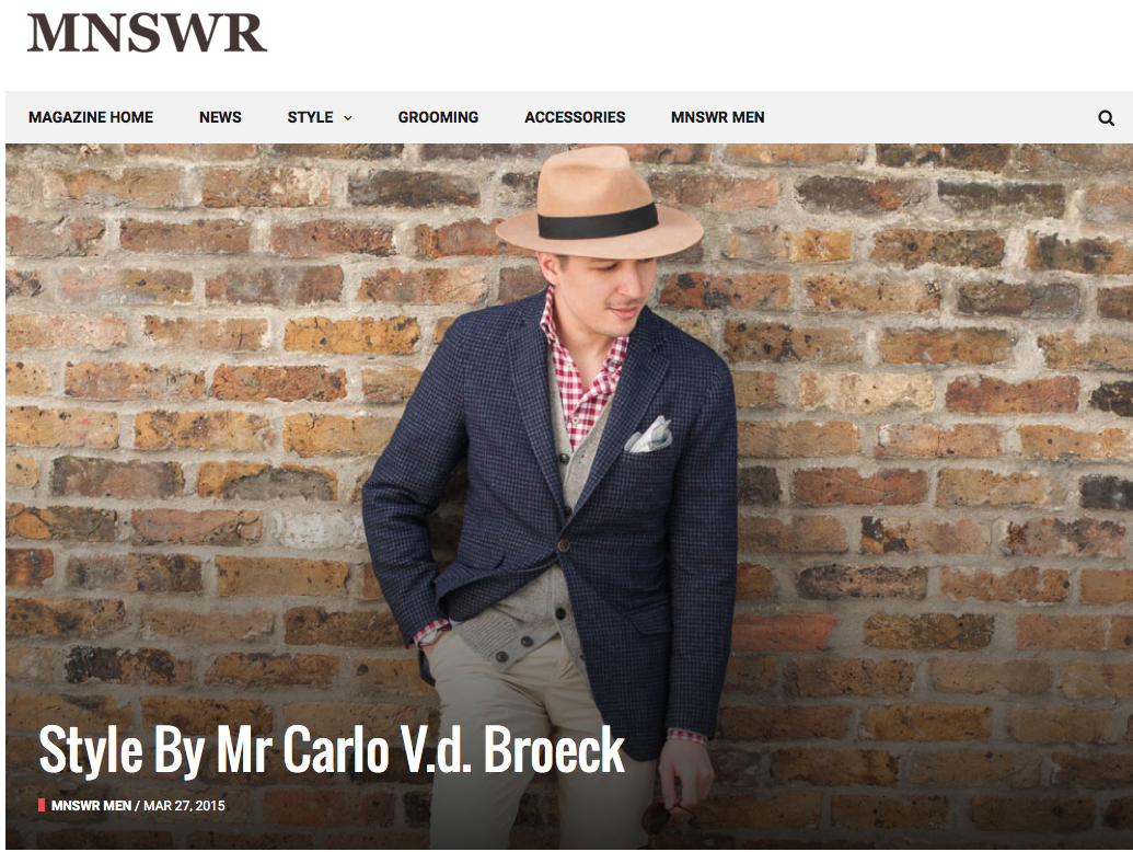 http://www.mnswr.com/style-by-mr-carlo-v-d-broeck-2/