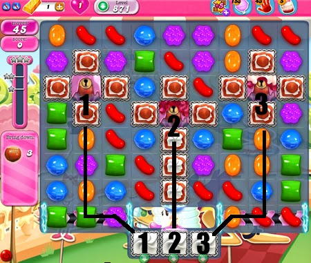 Candy Crush Saga 871