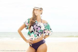 Bademode 2013, Ausgabe-Optionen Strand
