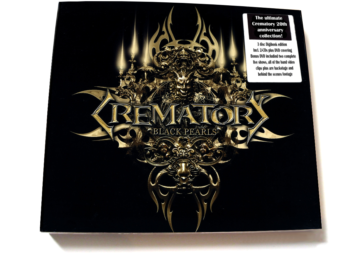 Crematory - Black Pearls (Bonus DVD Full) [2010]