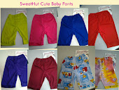 SweetHut Cute Baby Pants
