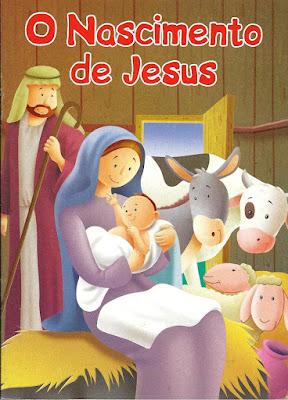 O nascimento de Jesus - História Infantil