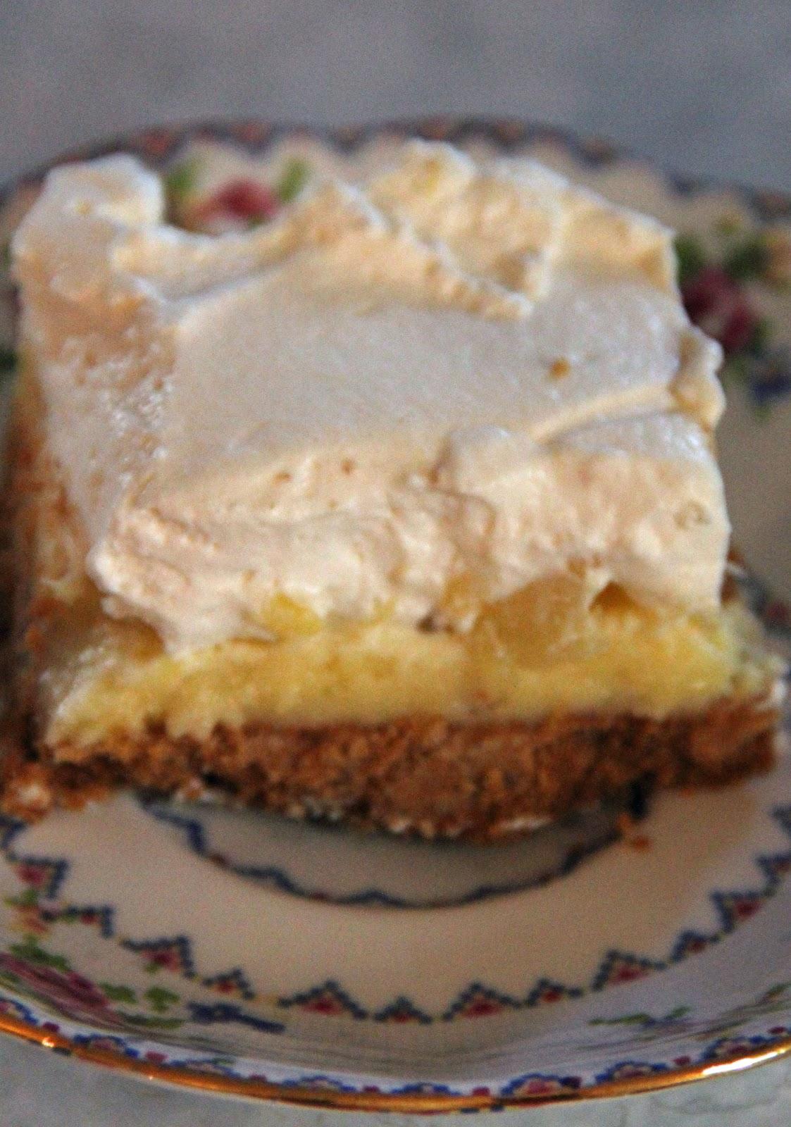Jo and Sue: Pineapple Dream Dessert