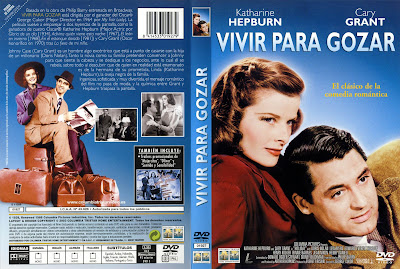 cover, carátula, dvd: Vivir para gozar | 1938 | Holiday