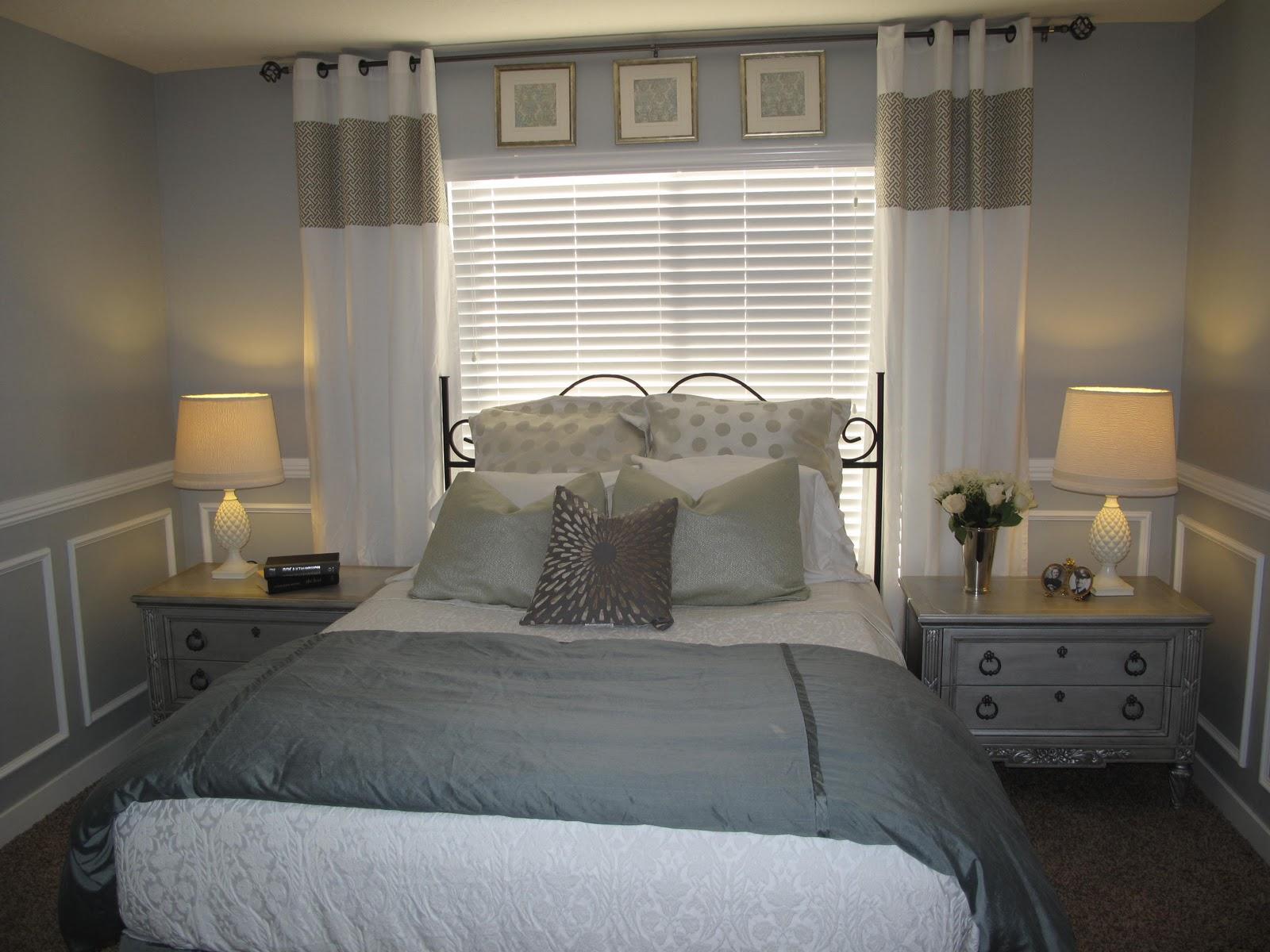 #826A49 Encanto de Casa Nova: Quartos de casal neutros 636 Janelas Para Quarto