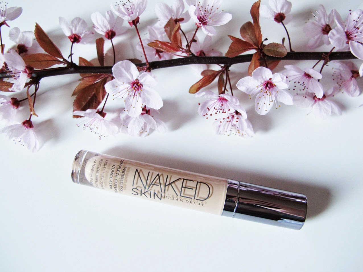 Naked Skin Weightless Complete Coverage Concealer  Urban Decay