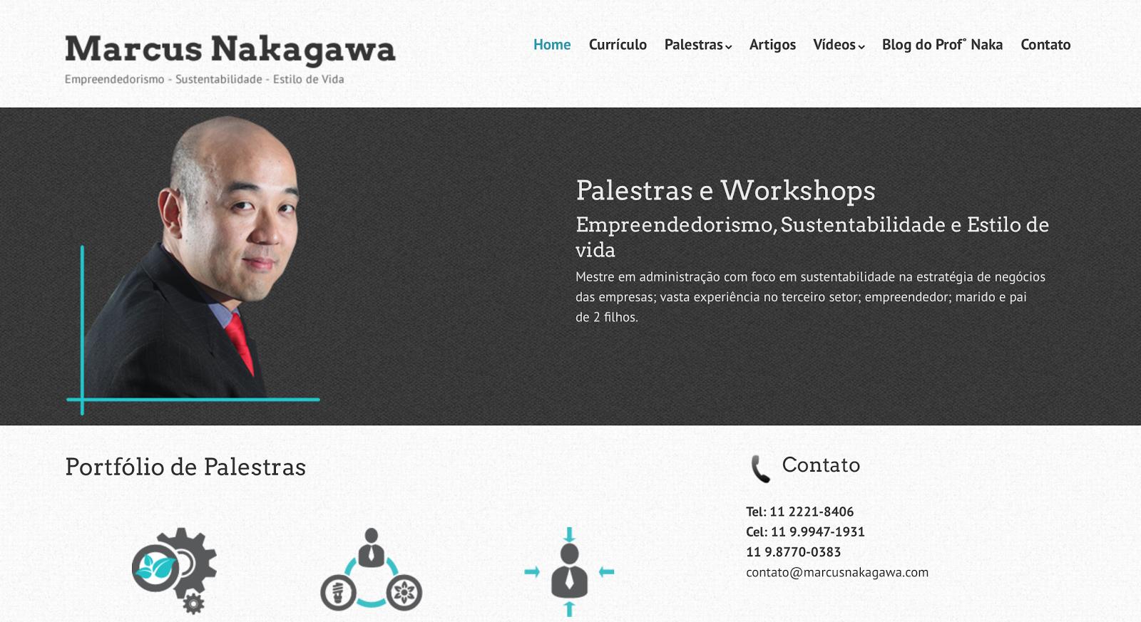 Visite o site oficial