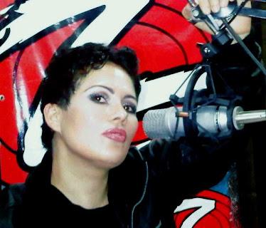 "CECY VALENCIA  "" La Chachis"" 15-08-75 Zona Rosa 107.5 FM Lunes a viernes de 9 – 11 PM"