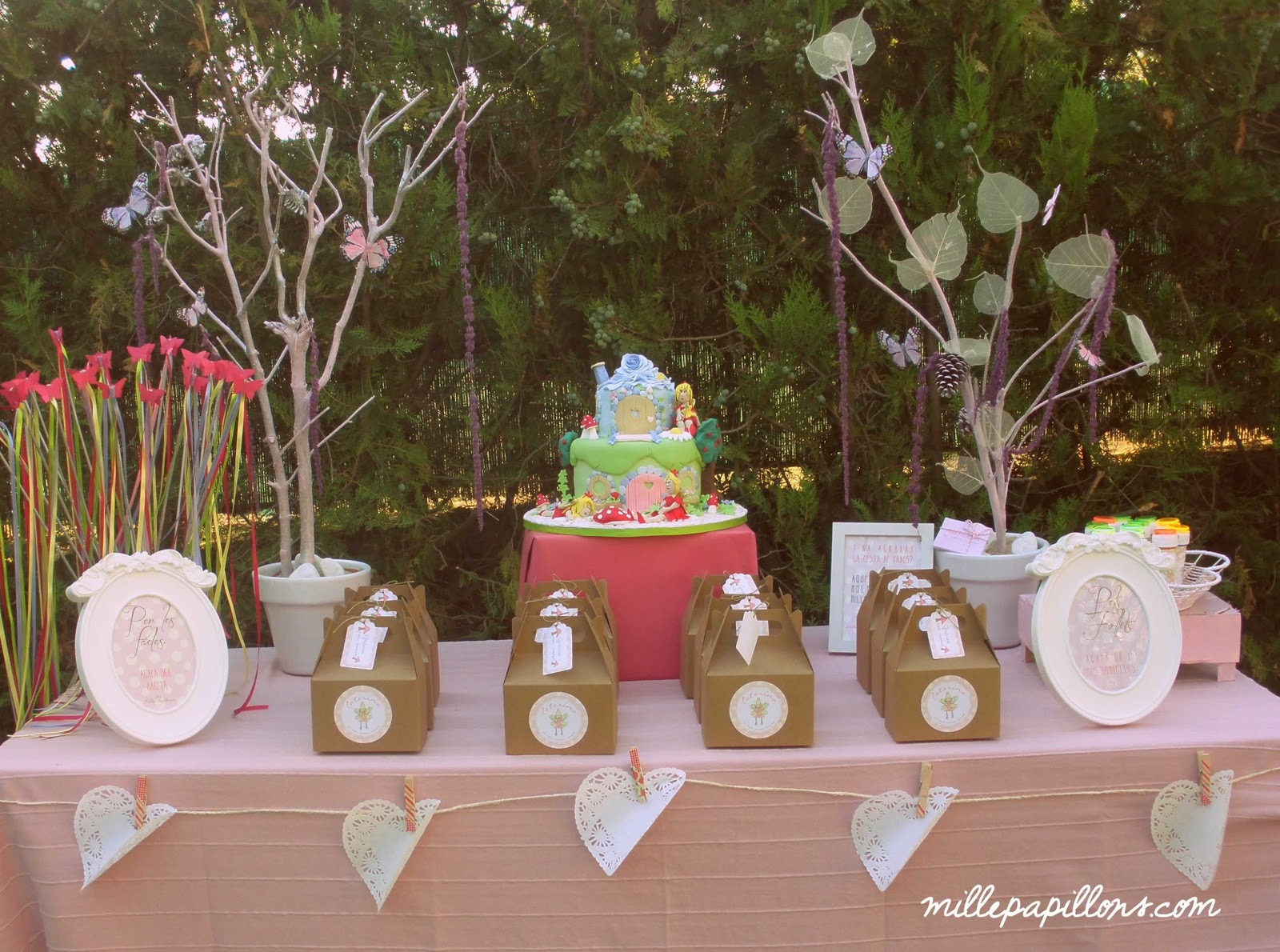 Primera comunion de dulce - Como decorar mesas para fiestas ...