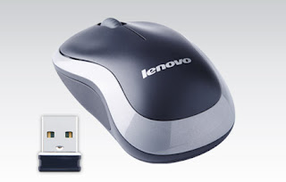 Mysz bezprzewodowa Lenovo N1901 z Biedronki
