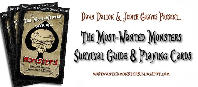 Most-Wanted Monsters: Know your monsters before they GET you!