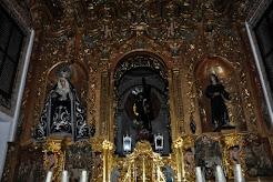 Ratablo Altar Mayor de Ntro. Padre Jesús Nazareno