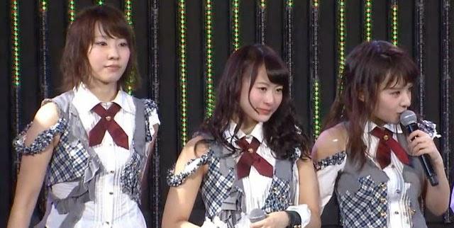 Kelulusan Miura Reisa NMB48 di Siarkan Live