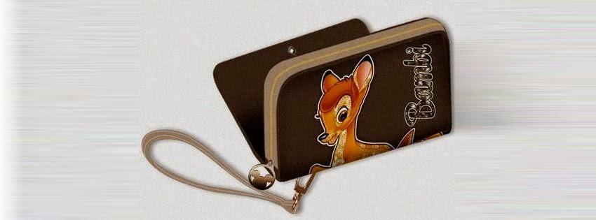 Couverture facebook portefeuille bambi