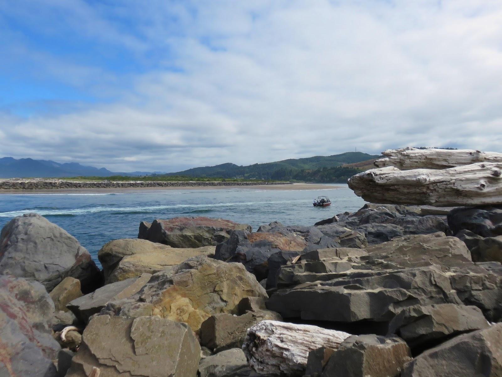 Linda letters nehalem bay jetty for Nehalem river fishing