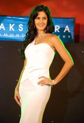 Katrina Kaif Nakshatra Diamond Jewellery Pics