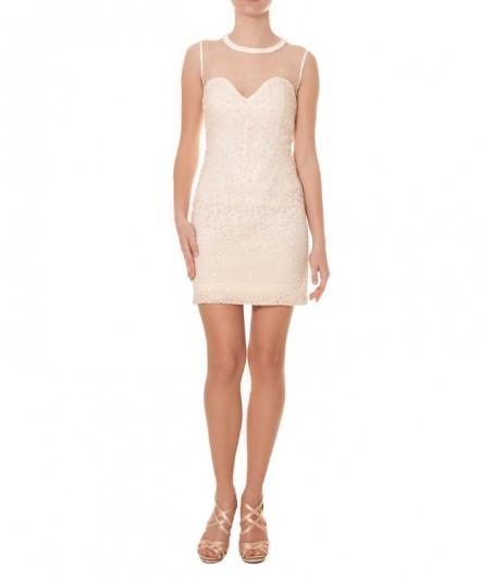 askılı beyaz abiye, gece elbisesi, askılı elbise, kısa abiye, kısa elbise