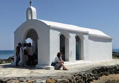Vid kapellet mitt i havet