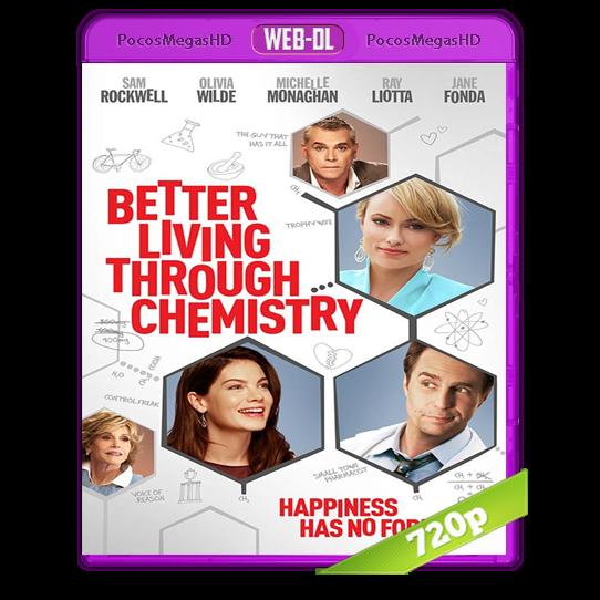 Better Living Through Chemistry (2014) WEB-DL 720p Inglés AC3+subs