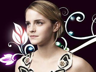 Emma Watson Beautiful Wallpaper
