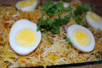 kitchen sojourn kachchi akhni hyderabadi biryani