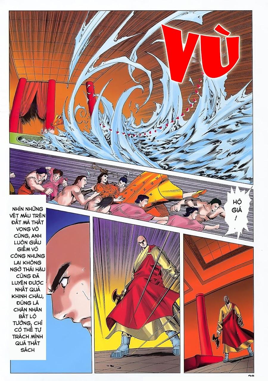 Lục Đạo Thiên Thư chap 33 - Trang 27
