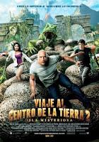 Viaje al centro de la Tierra 2: La isla misteriosa (2012) online y gratis