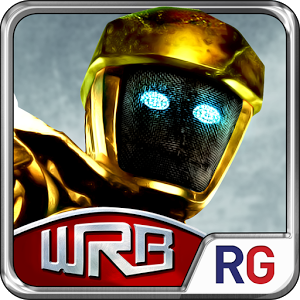 Real Steel World Robot Boxing APK + DATA Money Mod
