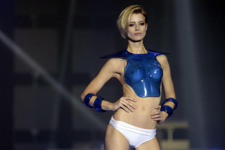 Coco model nude
