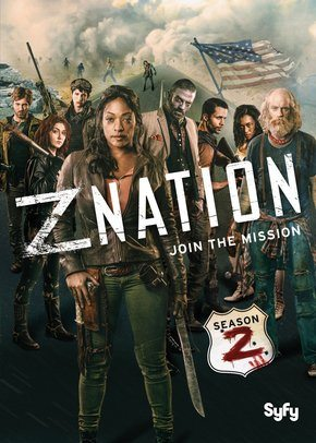 Série Z Nation - 2ª Temporada 2015 Torrent