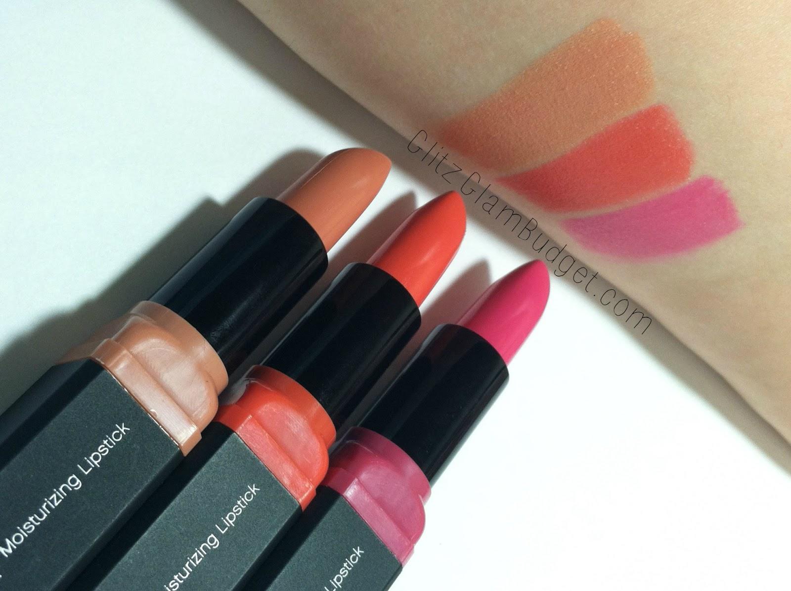 ELF Cosmetics Studio Moisturizing Lipsticks