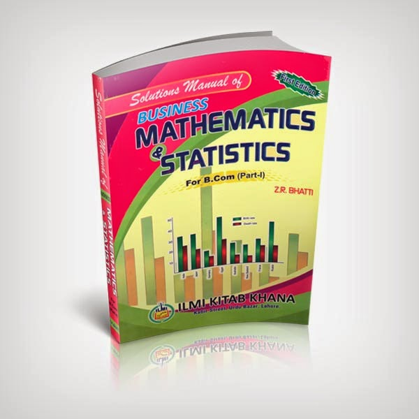 Business mathematics and statistics books pdf