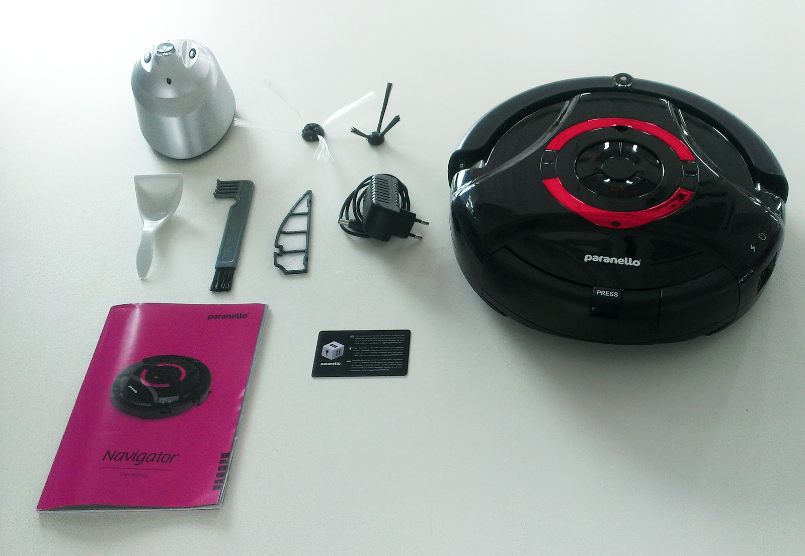 aspirateur robot paranello prix. Black Bedroom Furniture Sets. Home Design Ideas