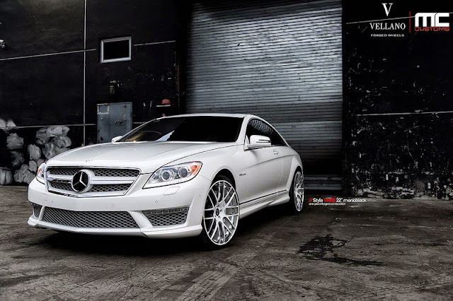 mercedes cl tuning