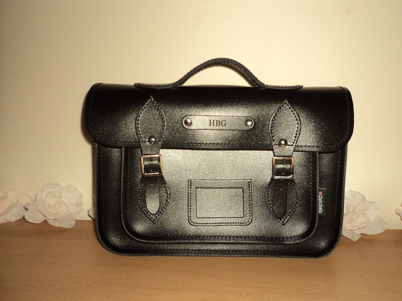 Zatchels Customised Satchel Bag Review