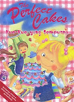 AJIBAYUSTORE  Judul Buku : The Perfect Cakes - Kue-Kue Yang Sempurna Pengarang : Arleen A Penerbit : Rosda Internasional