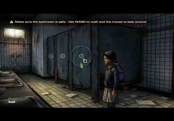 Gameplay The Walking Dead Season2 Episode1 PC game
