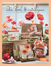 2011/2012 Stampin&#39; Up! New Idea Book &amp; Catalogue