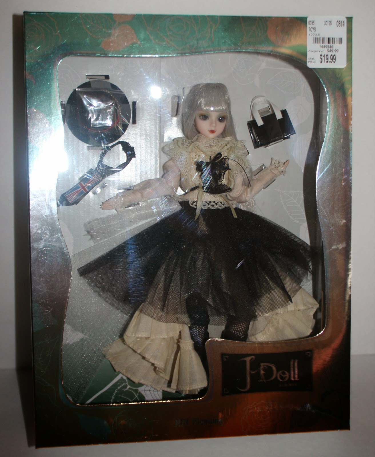 Maybe People Around Here Have Had Their Fill Or Are Getting Tired Of Them WellMore For Me Then Todays Doll Is Camden High Street One The J Dolls