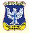 St. John's High School Chandigarh Logo