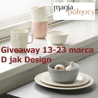 Giveaway 23.03 :)