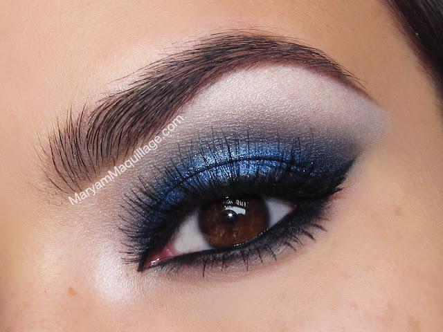Smokey eye makeup for blue eyes bed mattress sale - Smokey eyes blau ...