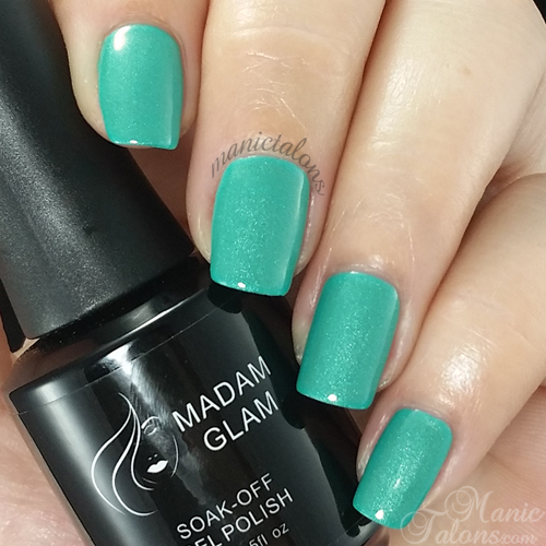 Madam Glam Clean Slate Swatch