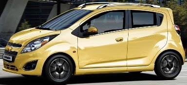 Chevrolet Spark - سيارة شيفروليه سبارك